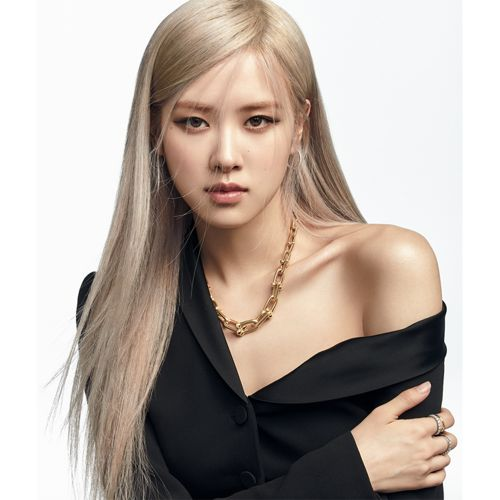 Blackpink's Rosé is the New Face of Tiffany & Co