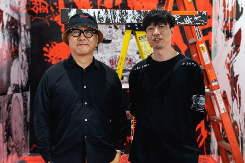 MR. OTOMO Discusses Largest 'Akira' Mural, Kanye West & Supreme Collaboration