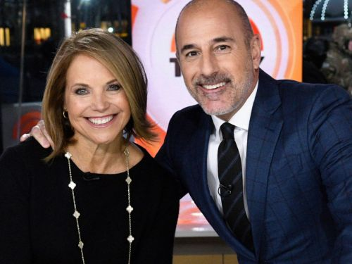 What's Missing From Katie Couric's Statement About Matt Lauer