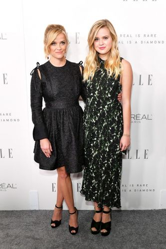 So, Reese Witherspoon and Her Daughter Look Identical Now