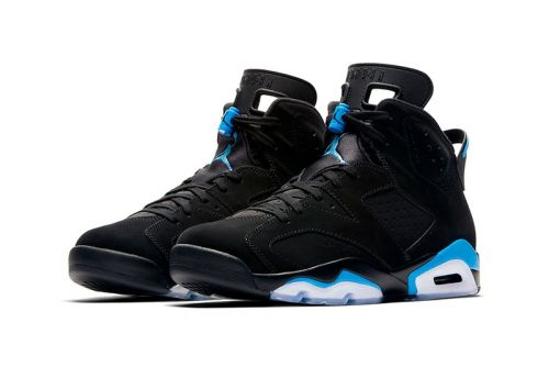 The Air Jordan 6 Receives a University of North Carolina-Inspired Makeover