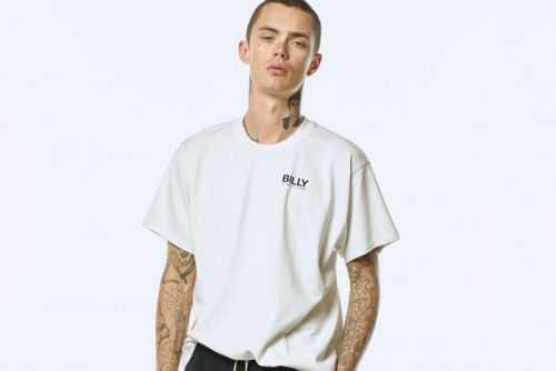 "BILLY Unveils Spring/Summer 2018 ""ESTABLISHMENT"" Lookbook"