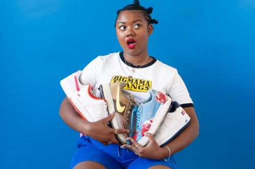 Sole Mates: Jourdan Ash and the Nike Air Force 1