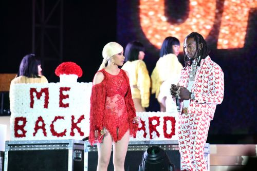 Offset Asks Cardi B to Take Him Back on Stage