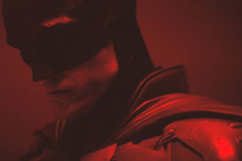 Robert Pattinson's 'Batman' suit revealed, hints at dark reboot