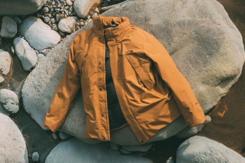 "The North Face Japan Takes Its FW20 Editorial to ""The Mountain Office"""