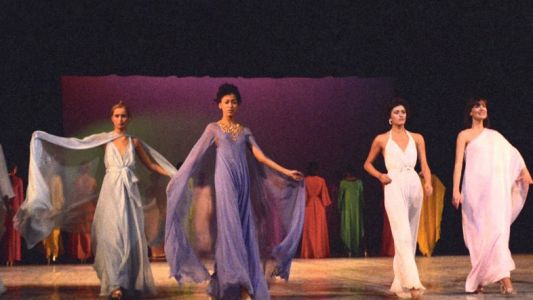 The Legendary 1970s Fashion Show That Pitched France Against America