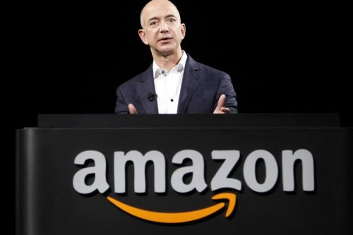 """Amazon & Jeff Bezos Under Fire for """"Powering a Government Surveillance Infrastructure"""""""