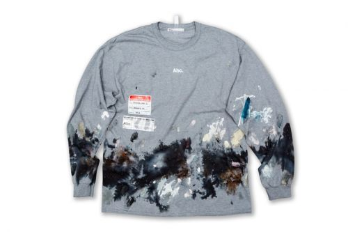 Advisory Board Crystals Drops a Super Limited Handcrafted Painter Shirt