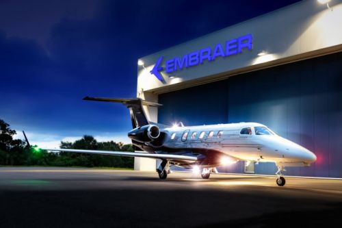 Embraer Executive Jets Unveils New Phenom 300E Interiors