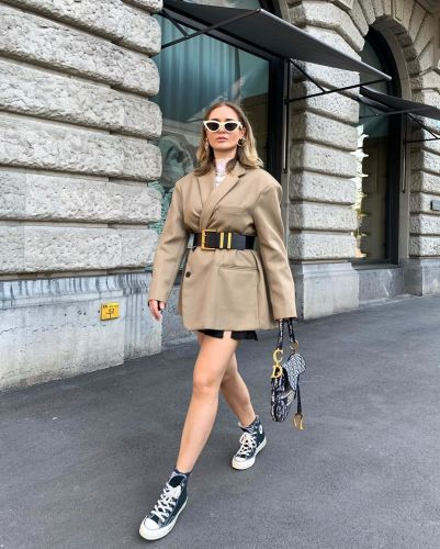 Every Fashion Person Wears These Iconic $55 Sneakers, so I Bought Them Too