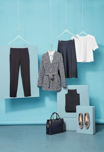 3 Wardrobe Strategies To Make Getting Dressed For Work A Breeze