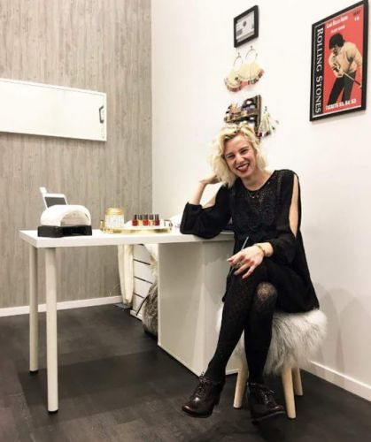 First Look Fridays Interview Series: Manicurist Katie Masters of Nail Thoughts