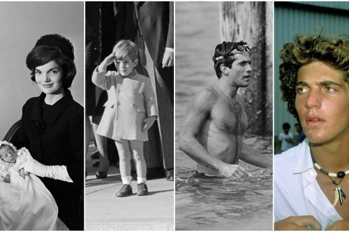 JFK Jr. would've been 60 today - a look back on his life
