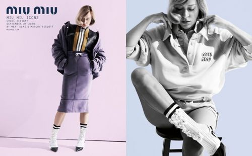 Chloë Sevigny! Kim Basinger! Miu Miu went hard with its latest campaign