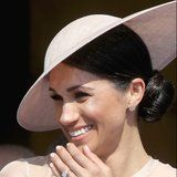 Meghan Markle's First Updo as Duchess Proves She Can Do More Than a Messy Bun