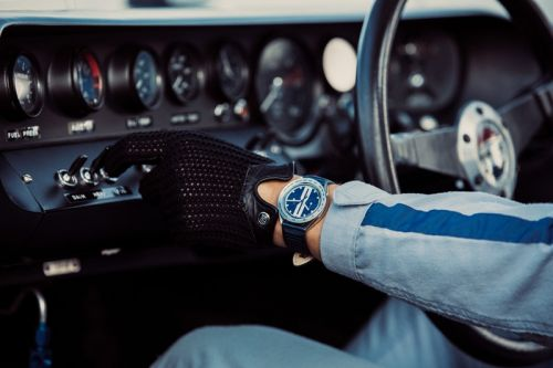 Ford and Autodromo Partner on Supercar-Inspired Watches