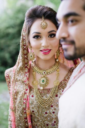 Iqra + Nomi Real Wedding Feature by Lemon Truffle Designs