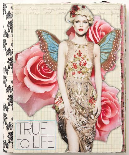 Free Article Download: True to Me by Dianne L. Fago from Art Journaling
