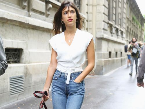 French Girls Will Go Crazy For These Perfect New Jeans