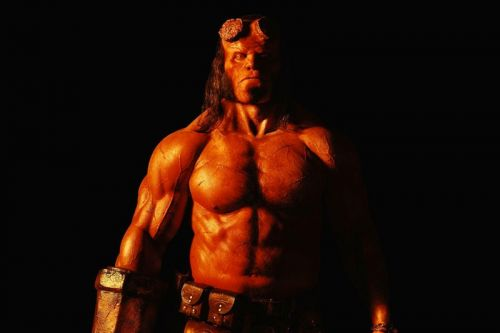 A First Look at the Revamped 'Hellboy'