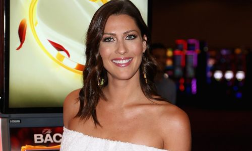 "'Bachelorette' Becca Kufrin Announces She Is Engaged - ""I Still Pinch Myself!"""