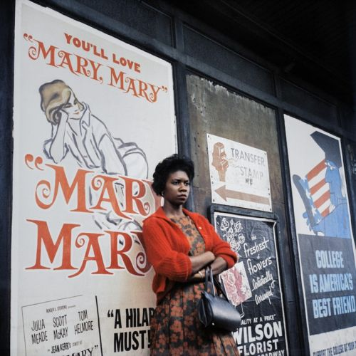 Vivian Maier's unseen colour photography is being exhibited