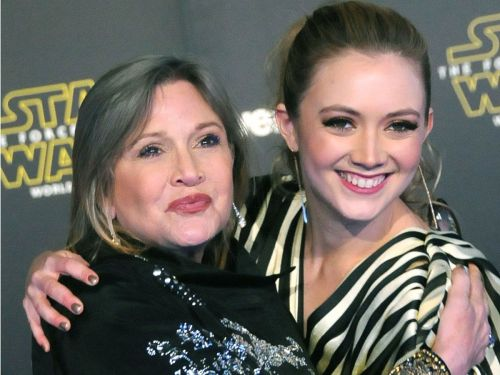 Billie Lourd Secretly Gave Birth-and the Name Honors Her Mom, Carrie Fisher