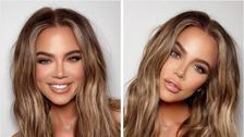 Khloe Kardashian Jokes About 'Weekly Face Transplant' In Response To Troll's Questions