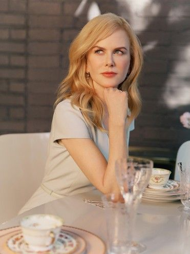 'Let's Shift The Needle On Everything': Nicole Kidman On Aging In Hollywood