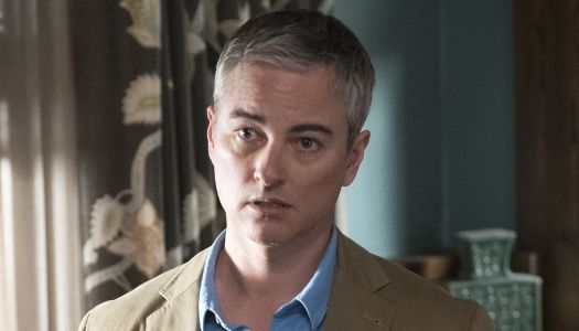 'Dawson's Creek' Alum Kerr Smith Is a Silver Fox Now and We Officially Feel Old