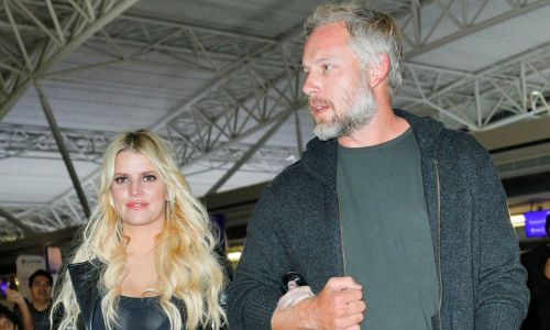 Jessica Simpson Flashes Her Butt in NSFW Birthday Post for Hubby Eric Johnson!