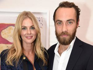 Donna Air Confirms She's Split From Kate Middleton's Brother James