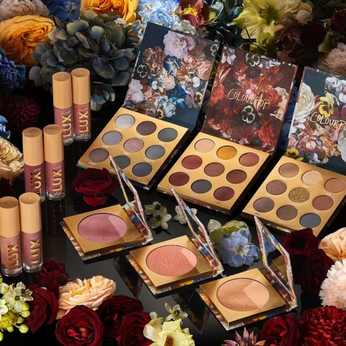ColourPop Dark Blooms Collection for Holiday 2020