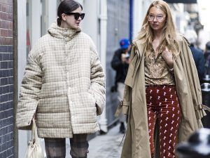 The Coat Trends Everyone Was Wearing At LFW