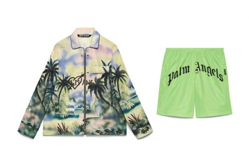 """As Summer Begins, Join Palm Angels' """"Fishing Club"""""""
