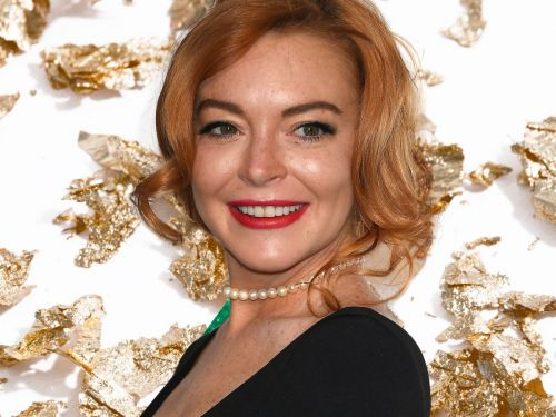 Lindsay Lohan's First Beauty Line Is On Its Way