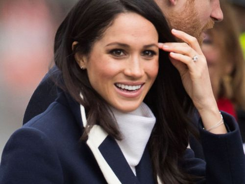 Meghan Markle Marked Her Baptism With Meaningful Bling