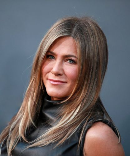Jennifer Aniston Is Back On Set With A Fresh New Hair Colour