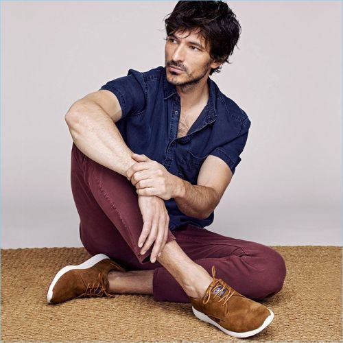 Andres Velencoso Returns for Xti Spring '18 Campaign