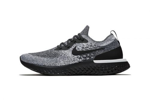 "Nike's Epic React Flyknit Welcomes a ""Cookies & Cream"" Theme"