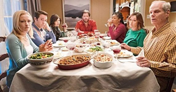Get Out producers have made a film about talking politics at Thanksgiving