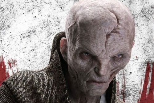 New 'Star Wars: The Last Jedi' Images Give Us a Closer Look at Snoke