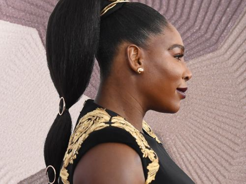 Serena Williams Just Served Up The Coolest Ponytail - & We Have All The Details