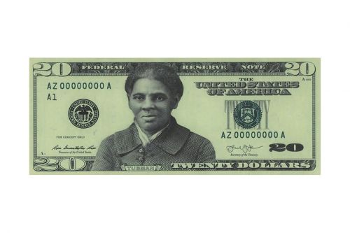 President Biden's Treasury To Move Forward With Adding Harriet Tubman's Portrait to the $20 USD Note