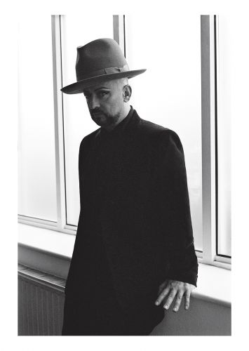 Kris Van Assche Of Dior Homme's People To Meet: The Incomparable Boy George