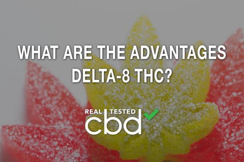 What are The Advantages of Delta-8 THC?