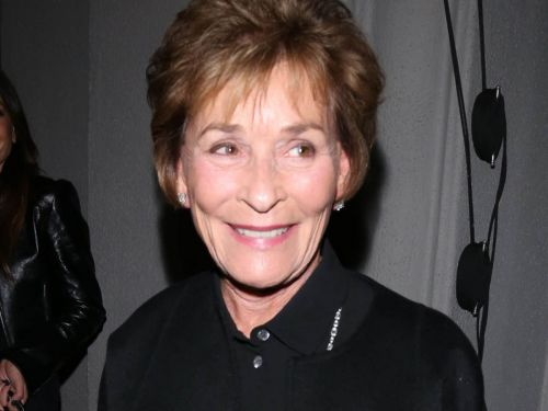 Judge Judy Changed Her Hair - & Fans Are Freaking Out