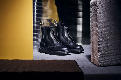 A-COLD-WALL* Blurs Class Boundaries With Dr. Martens 1460 Collaboration