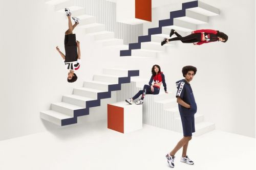 FILA Releases an Apparel Line Inspired by the 'Mindblower' Sneaker